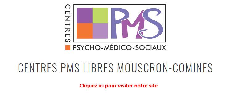 CENTRES PMS LIBRES MOUSCRON-COMINES